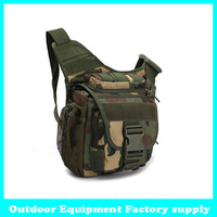 Dropshipping New Molle Military Tactical Nylon Outdoor Sports Detect Tool Fanny Coins Unisex Camo Pattern Pack waist bag for men