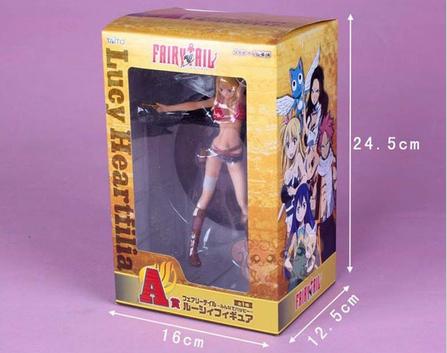 Фигурка героя мультфильма Other EMS 30  Fairy Tail Figure  фигурка героя мультфильма brand new heartfilia fairy tail