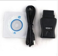 For Nissan Consult USB Scanner Nissan USB interface 14pin scanner free shipping
