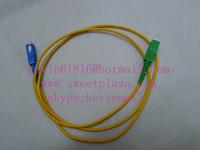 1 meter optical fiber jumper SC/UPC-SC/APC Connector single mode good quality patchcord
