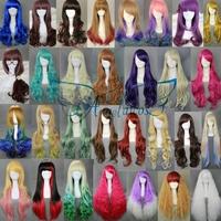 Angelaicos Beautiful Lolita 16 Styles Long Fashion Christmas Costume Party Cosplay Hair Wig
