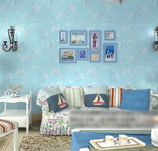 Online kopen wholesale paars behang slaapkamer uit china paars behang slaapkamer groothandel for Photo deco slaapkamer meisje