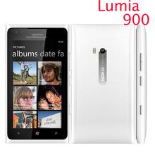 Nokia Lumia 900 Unlocked Original Mobile Phone 3G GSM WIFI GPS 8MP 16GB memory Windows os