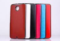 100pcs/lot 7 color luxury Crazy Horse series Case for Motorola Nexus 6 Leather Back Cover for Google Nexus 6 mobile phone case