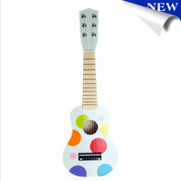 Guitar Strings Type Kids Guitar Musical Instruments Early Education Ukulele Toys 21 Inch 6 strings
