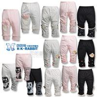 France KK Rabbit children's leggings wholesale girls leggings 1239-1244