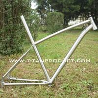 MTB Titanium Frame
