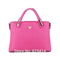Casual & Highend Women messenger Bags PU leather Lady Shoulder Bag