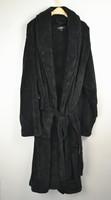 2015 Spring Clearance Original Men Casual Long Sleeve Waist Corduroy Robes Desigual Brand Good Quality Mens Sexy Black Sleepwear