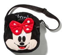 (5 Pcs/Lot) Kawaii Cartoon 1~3 Years Baby Girl Bag Bolsas Femininas Minnie Girl Messenger Bag