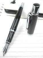 Genuine wholesale Zhenhao Zhenhao advanced 958 pen / iridium point pen / ball pen can be printed LOGO