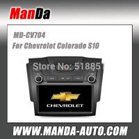 Manda car audio for Chevrolet Colorado S10 factory navigation in-dash dvd autoradio