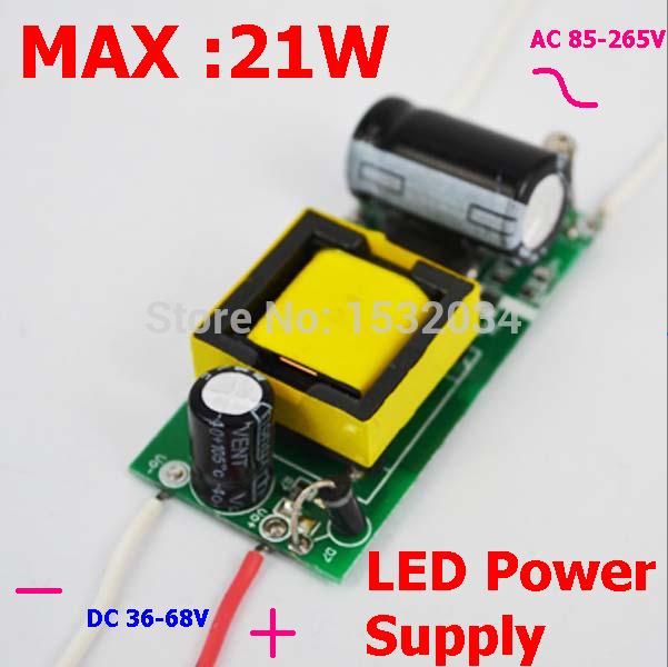 10x 85-265V E27 GU5.3 MR16 GU10 E14 11-21x1W LED Driver 11W 12W 14W 16W 18W 20W 21W Bulb Lamp Power Supply Spotlight Transformer(China (Mainland))