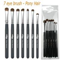 2015 New 7PCS Makeup Brushes Set Eye brushes set eyeliner eye shadow eyeshadow Blending Pencil Brush Make up Brushes