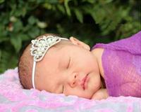 Hot Sale Girl Crown Headband for Hair Baby Tiara Headband Birthday Princess Crown for Girl Gift
