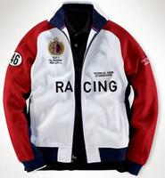 Hot Selling Winter Mens Polo Car Racing Hoodies Tracksuit American Brand Team Moto Jacket Coats Polo Sports Sweatshirts