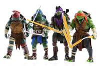 TMNT Teenage Mutant Ninja Turtles PVC Action Figure Collection Model Toys Classic Toys  Gift 4pcs/set