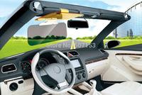 Car Auto Anti Glare Dazzling Goggle Day and Night Vision Mirror Sun Visors