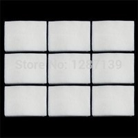 900pcs/lot Nail Tools Nail Polish Remover Wipes Nail Art Tips Manicure Nail Clean Wipes Cotton Lint Pads Paper