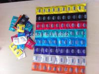 100% Brand New 200 pcs / lot Durex Condoms Sex Products All English durex condoms Without Chinese Font english durex 8 colors
