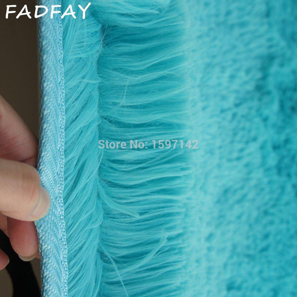 soft moderno tappeti shaggy , turchese tappeto , turchese blu tappeto ...