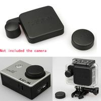 Original Sj4000 Lens Cap Cover Housing Case Protective for SJ4000 SJcam WIFI sj4000 Camera Accessories with Tracking Nunmber