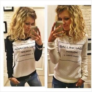 Женские толстовки и Кофты Love 2015 Moleton 141159 женские толстовки и кофты new 3 2015 moleton j004