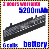 Black Laptop battery For Asus Eee PC VX6 1011 1015 1015P 1015PE 1016 1215N 1215B A31-1015 A32-1015 AL31-1015 PL32-1015