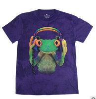 Hot 2015 Summer Basic Men Women Tee Personality Soft Feel Streetwear 3D T Shirt Tie-dye Cotton Fabric Hip Hop Plus Size T-Shirt