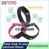 Bluetooth 4.0 Wearable Device Pedometer Alam Clock Bluetooth Sleep Monitor Sleep Band Wearable Smartband
