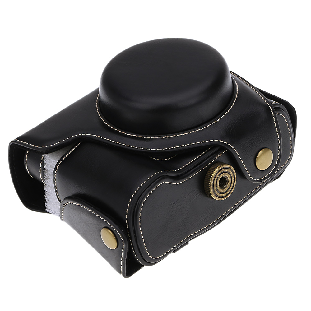 Сумка для видеокамеры OEM PU Nikon Coolpix P7700 P7800 D1554 сумка для видеокамеры nikon coolpix p7700