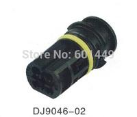 Electrical Equipment & Supplies>>Connectors & Terminals>>Connectors>4-pin connector >DJ9046-02