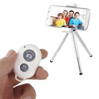 Wireless Bluetooth Selfie Camera Remote Control Shutter For Iphone Samsung #D
