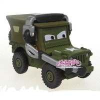 100% original-- RACE TEAM SARGE with Headset   Pixar Cars diecast figure TOY  free shipping  (pieces/lot)
