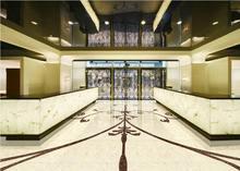 2015 Porcelain Polished Floor Tiles with nano 600X600MM LuBan PuLaTi 6K01C