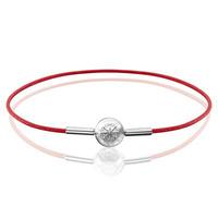 New 2015 16-23CM Charm Red Leather Wrap Bracelet with Clasp Bracelet Diy Bracelets for Women Men Valentine's Day Gift Jewelry
