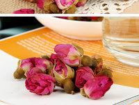 100% Natural Chinese Fresh rose flower 100g Pink  Rose Bud, blooming Flower tea Women Lady's Tea Anti-Aging
