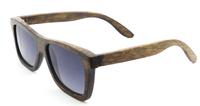 Wayfarer bamboo sunglasses 2014 fashion polarized Lens popular  oversize wooden sunglasses free shipping 6009