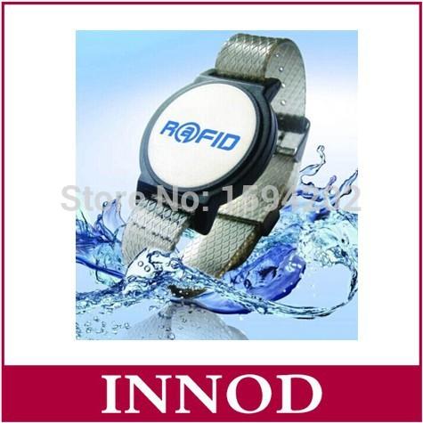 proximity 1meters uhf rfid wristband tag iso18000-6c / passive gen2 adjustable waterproof uhf rfid tag access control(China (Mainland))