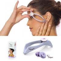 Free Shipping New High Quality Original HBeauty Tool air Removal Threading System Manually Threading Face and Body Hair Epilator