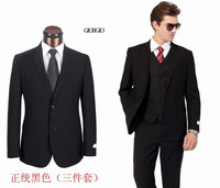 Top Quality Brand Mens Formal Suits Wedding Italy Brand Business Suits Fashion Blazers Suit Pants Coats Spring Autumn Winter