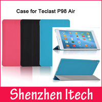 Ultra Slim PU Leather Protective Case cover for Teclast P98 Air octa core, P98 AIR 9.7inch Tablet PC