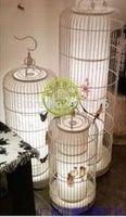 Free shipping 25CM 30CM 35CM 40CM iron craft, decoration, hotels, villas, clubs, birdcage chandeliers