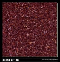 2015 Porcelain Polished Floor Tiles with nano 600X600MM LuBan PuLaTi 8K10C
