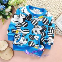 2015 Spring and Autumn Child Boys fashion cartoon cool T-shirts,Kids Tops,4pcs/lot,V1560