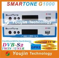 Smartone g1000 iks+sks+GPRS For Sourth america Nagra Better than azamerica s1008 ,azamerica s1001