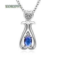 Free shipping N664-B hot brand new fashion popular chain 925 silver neckalce jewelry