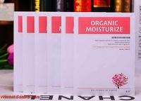 6PCS/Box-MAINING Mask Organic Moisturizer Hyaluronic Acid Depth Moisturizing Skin Freshing Face Care Acido Hialuronico Mascara