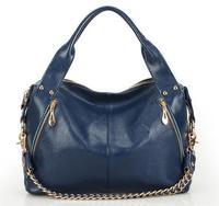 2015 New Women Messenger Bags Cowhide Women Handbag Fashion Genuine Leather Bag Crossbody Shoulder Bag Bolsas Women Leather Bag