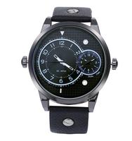 Men's brand designer fashion creative couple watch double movement  wholesale Quartz watches